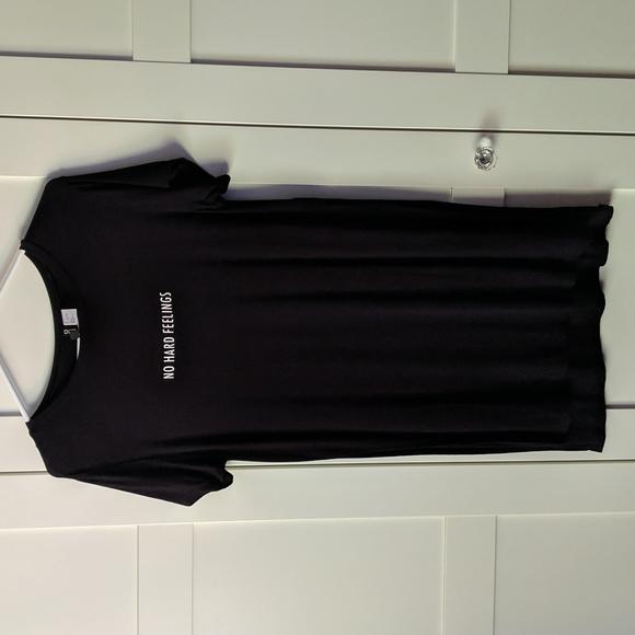 "❄️ 3/$25 ""No Hard Feelings"" T-shirt Dress/Long Top"